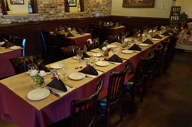 Catering and Private Dining Image